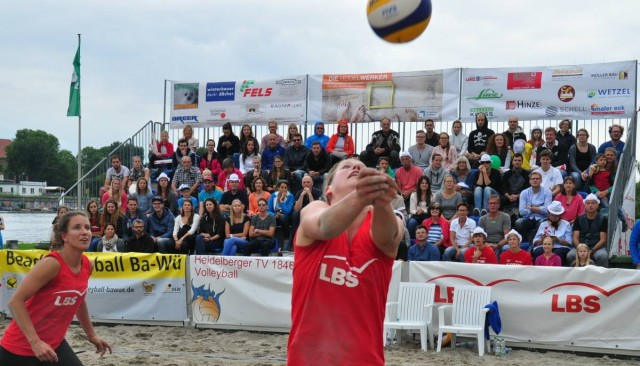 HDH Sponsoring Beachvolleyball
