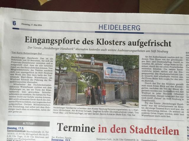 Kloster RNZ 2016